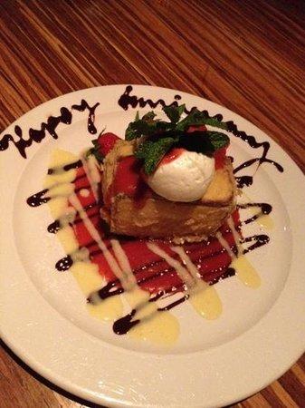 Kenichi: dessert