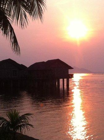 Vedana Lagoon Resort & Spa: Sunsets