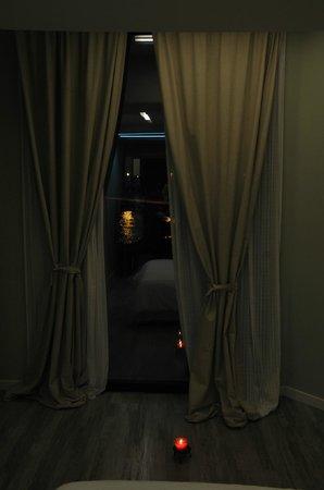 Hotel Bologna : camera da letto