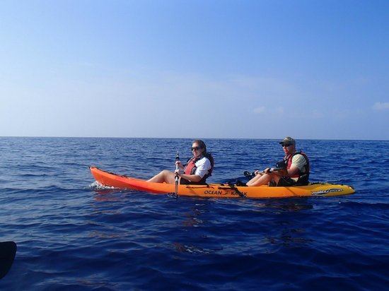 Hawaii Pack and Paddle Day Tours: 1