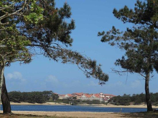 Enjoy Diner Soustons Beach: vue du restaurant