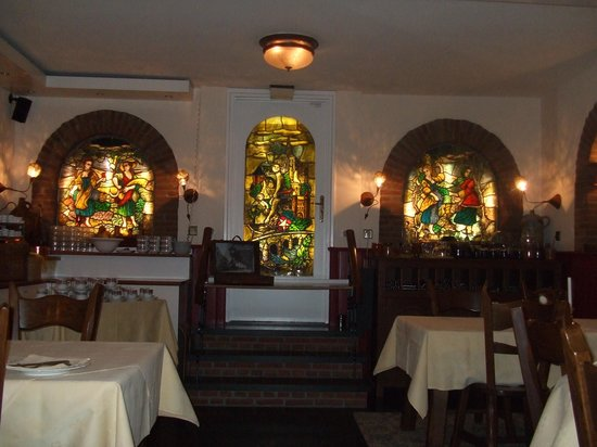 In den Hoof Hotel-Restaurant: ristorante