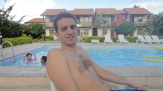 Pousada do Timoneiro: area de piscina agradavel