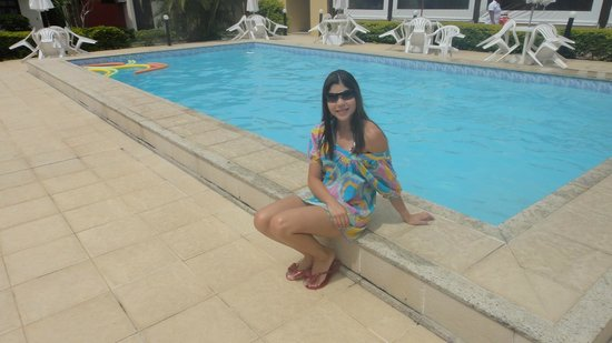 Pousada do Timoneiro: piscina tamanho médio e rasa para crianças