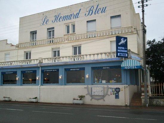 le homard bleu saint trojan les bains restaurant avis num ro de t l phone photos tripadvisor. Black Bedroom Furniture Sets. Home Design Ideas