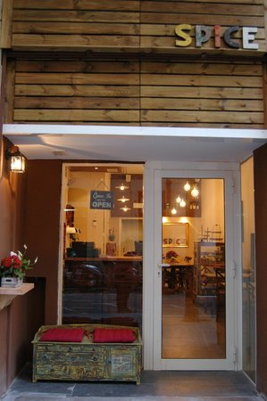 Spice Cafe