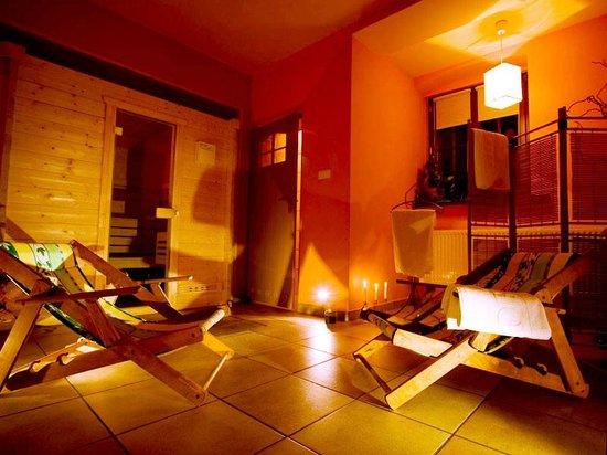Rezydencja Apollo: Sauna