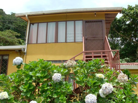 Casa Balbi: Entrance to Apt / Studio