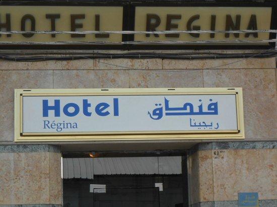 Grand Hotel Regina: front