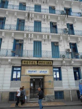 Grand Hotel Regina : front