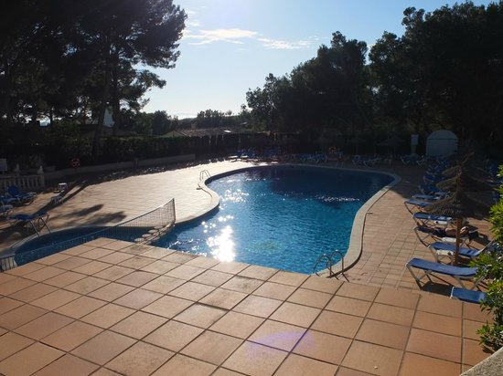 Grupotel Orient: Pool