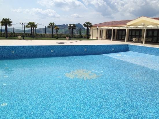 Enna, Italy: piscina