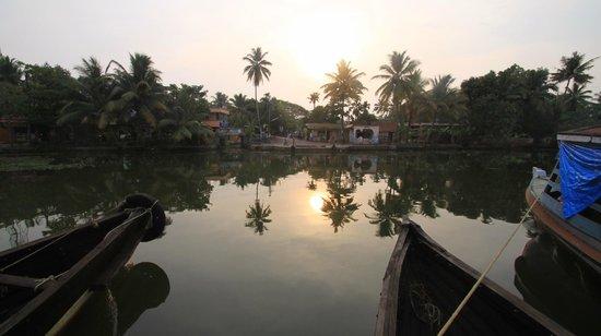 Ayana's Homestay: Backwaters