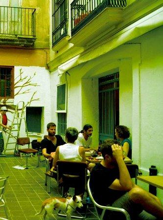 Secreter Sala De Estar: terraza
