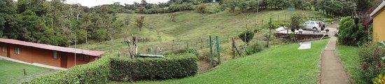 Casa Balbi: View of the farm