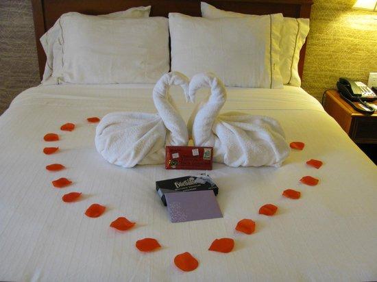 Comfort Inn: Romance Package