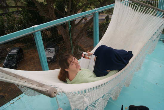 Dragonfly Ranch - Healing Arts Center : Explore the island or relax with a book!