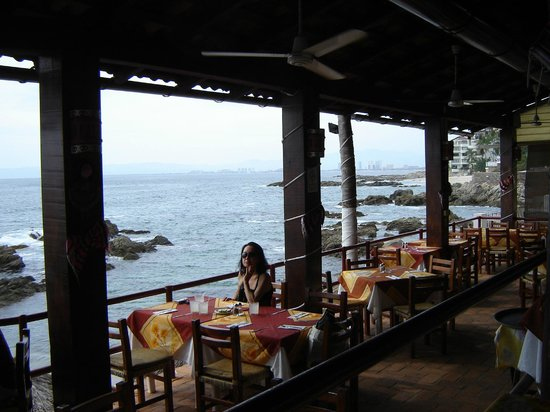 Lindo Mar Resort: View from Restaurant