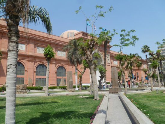 ‪فندق برلين: Egyptian Museum, 10 minutes walk‬