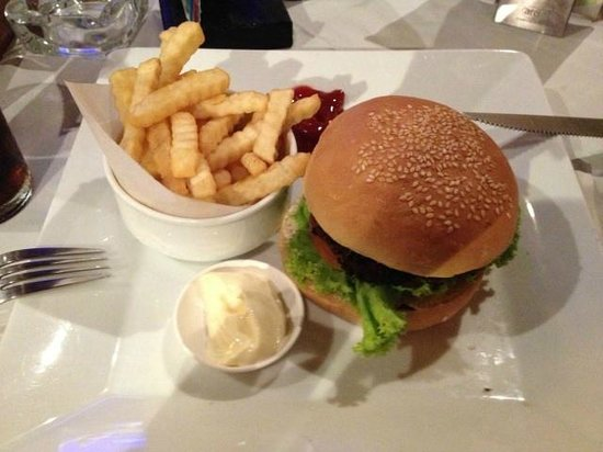 Samui Shamrock : Hamburger