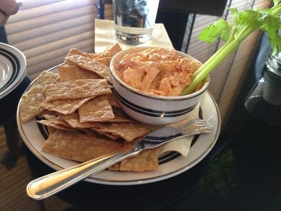 The Capital Hotel: Pimento Cheese