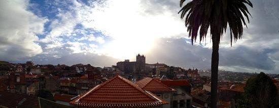 Vitoria Village : Panorama dalla sala colazione