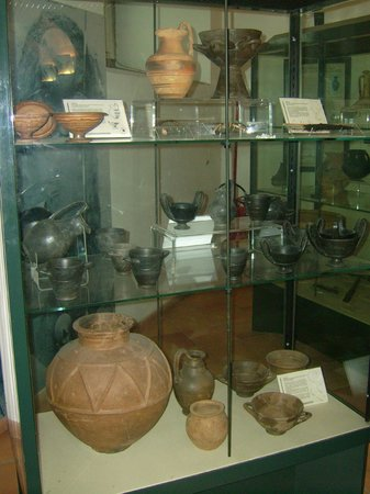 Museo Archeologico di Calatia : Museo Archeologico dell'Antica Calatia