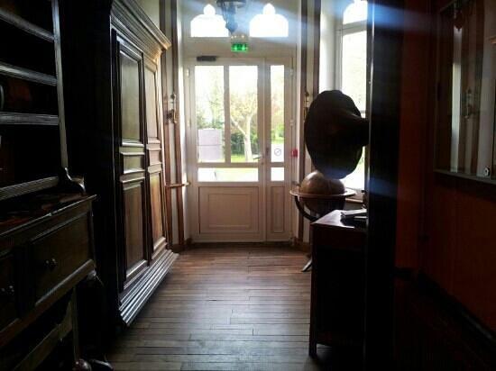 Le Manoir de la Roche Torin : Entrée de l'hotel