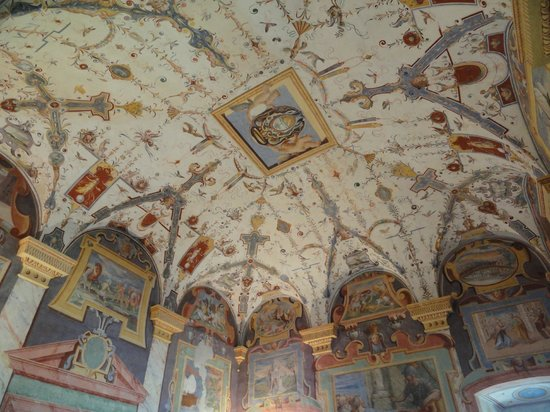 Palazzo della Corgna - Palazzo Ducale