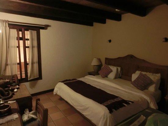 Docecuartos Hotel: Habitacion