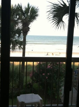 Ocean Dunes Resort & Villas: view from room