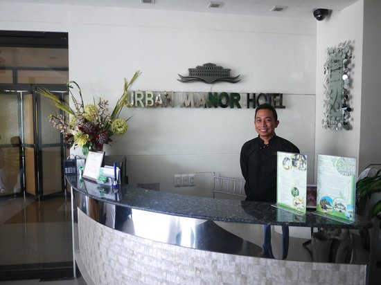 Urban Manor Hotel : Very friendly, courteous and accommodating staff