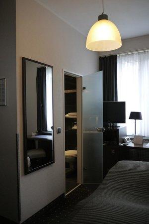 Business Wieland Hotel: Одноместный номер на 1 этаже