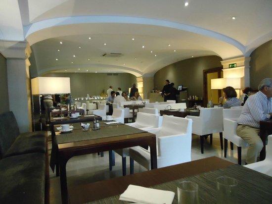 Hotel Zenit Sevilla : comedor