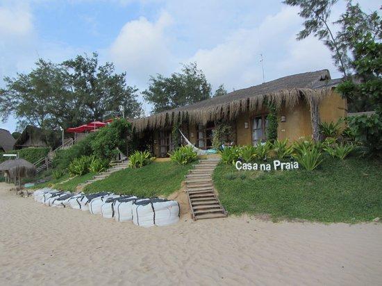 Casa na Praia Tofo 사진