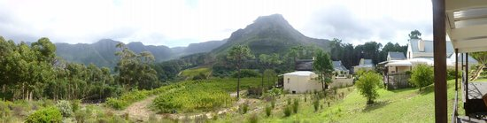 Silvermist Mountain Lodge Estate : View from Silvermist