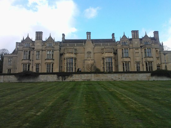Rushton Hall Hotel And Spa Groupon