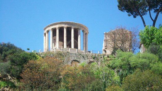 Temple of the Sibyl