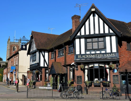 Quiet Restaurants St Albans