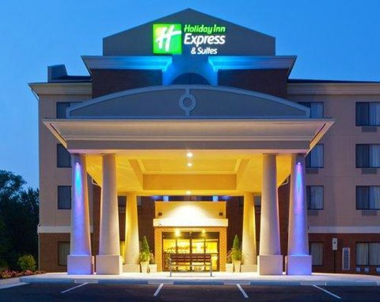 Holiday Inn Express Harrisonburg : Harrisonburg, Virginia Holiday Inn Express