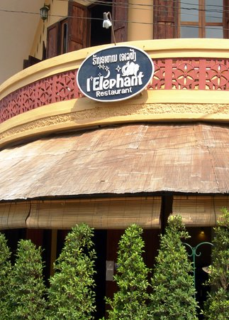 L'Elephant Restaurant: Francese