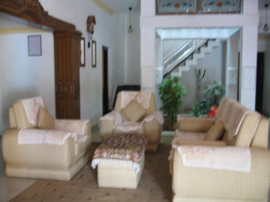 Periyar Villa Home Stay, Thekkady: Reception area