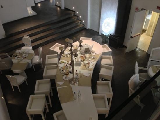 Hotel Home Florence: la sala per la colazione