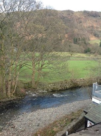 Rothay Garden Hotel: View from our room