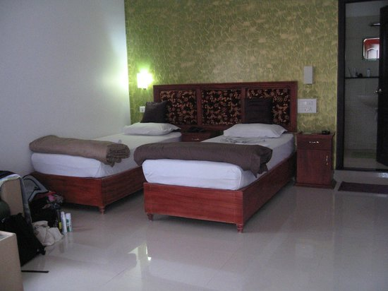 Periyar Villa Home Stay, Thekkady: Our room