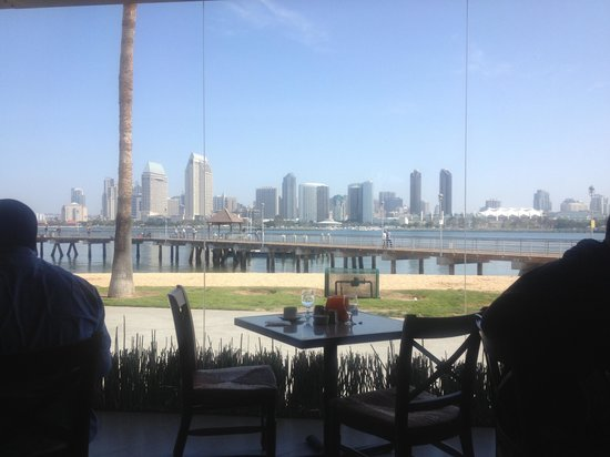Candelas on the Bay: Great views