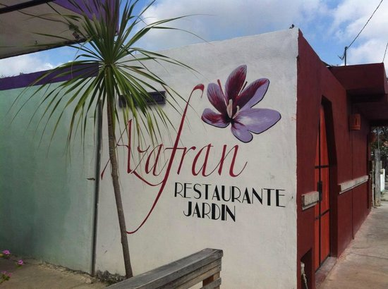 Azafran Restaurant: Current Location