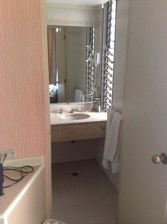Hotel Fleming: bathroom 2