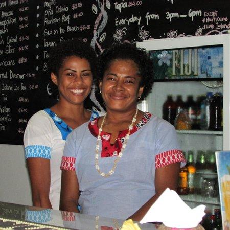 Garden Island Resort : Wonderful Staff
