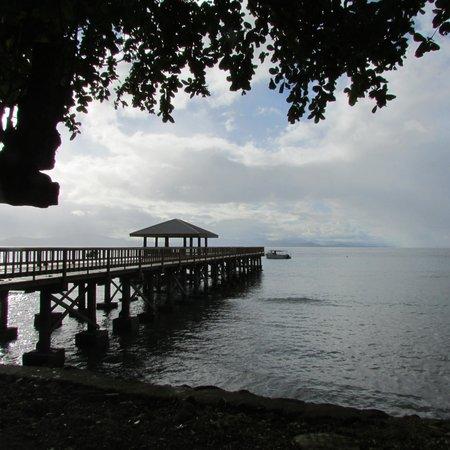 Garden Island Resort: NewJetty Dock